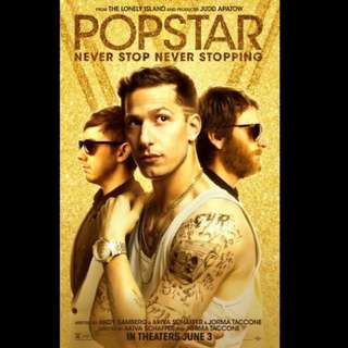 [Rent-A-Movie] POPSTAR NEVER STOP NEVER STOPPING (2016)