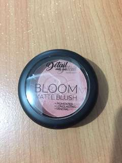 Detail make over blush on (intimate shade)