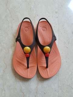 Girls Crocs Sandals (Authentic)
