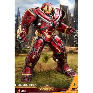 PO: Hot Toys - PPS005 - Avengers: Infinity War - 1/6 Scale Hulkbuster Power Pose