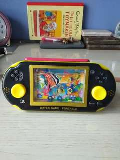 Water Game Portable