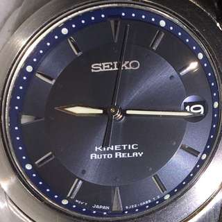 Seiko (Auto Replay) (For Lady's & Men Watch)
