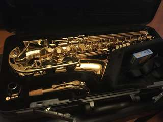 95% new! Alto Saxophone yas 275