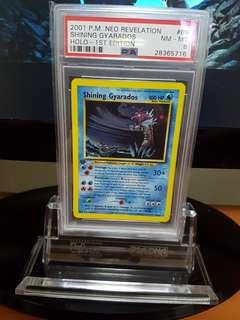 Shining Gyarados 1st Edition