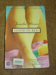 Books: Good in Bed