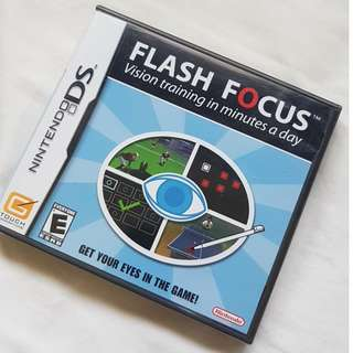 DS Games - Flash Focus