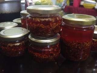 kuya paloy's crunchy chili owel