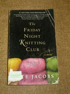 Books: The Friday Night Knitting Club