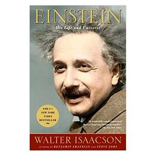 Walter Isaacson - Einstein his life and the universe