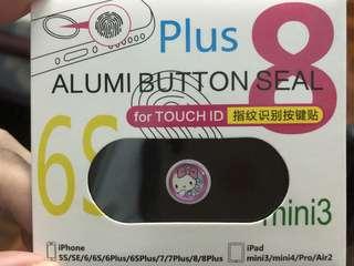 IPhone Touch ID Sensor