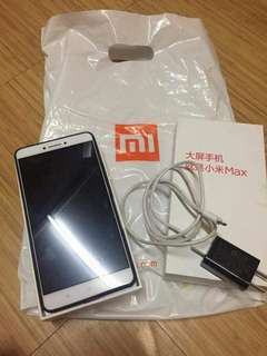 Re-priced: For sale xioami mi max 2