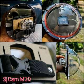 Sjcam M20 Mazey Dome