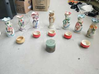 Vases for house deco