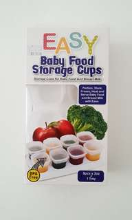 Storage Cup (NEW)