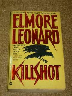 Books: Killshot