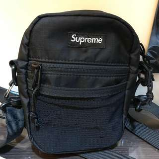 🛑 supreme small shoulder bag 小包 小腰包 側背包 藥頭包 便宜出售