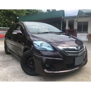Toyota Vios 1.5 G Limited (A) 2013
