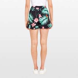 FCUK Tropic Hem Shorts