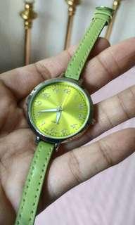 Apple-Green Watch