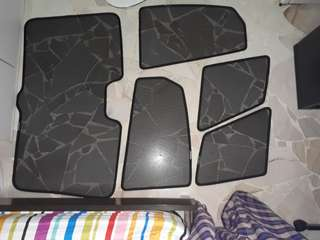 Car Magnetic Mesh / Sunshades 5pcs for Avante