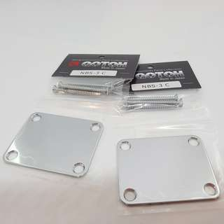Gotoh Neck Joint Plate (NBS-3) - Chrome