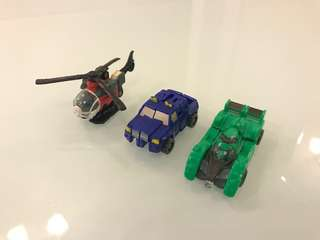 Transformers Armada Recon Mini-con Team Minican