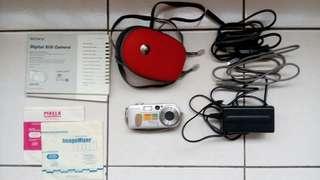 🚚 SONY CyberShot DSC-W530P