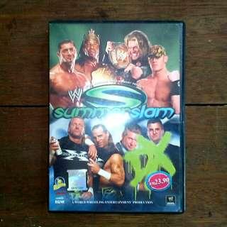 VCD WWE Summerslam