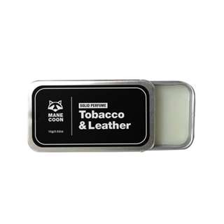 TOBACCO & LEATHER (Solid Perfume)