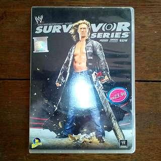 VCD WWE Suvivor Series
