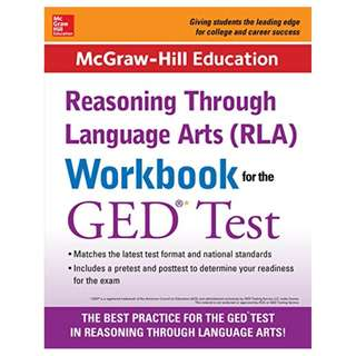 McGraw-Hill Education RLA Workbook for the GED Test Kindle Edition by McGraw-Hill Education Editors (Author)