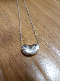 Tiffany and Co. Big Beans necklace
