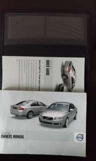 Volvo S80 Manual