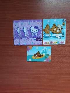 🦄 Ezlink Card Sticker 🦄