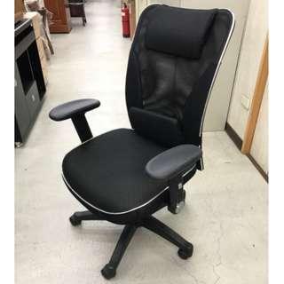 多功能辦公椅/辦公椅/電腦椅/書桌椅/辦公網椅/扶手可調高低可躺平