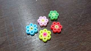 Flower Embellishments - 5 pcs