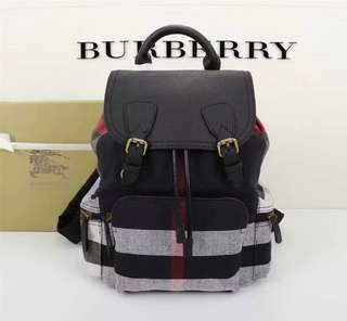 Burberry Rucksack Canvas