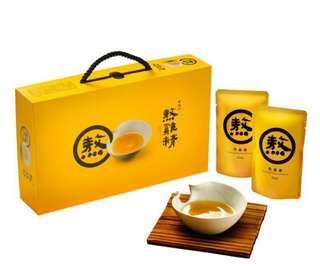 💯NEW!老協珍 台灣常溫熬雞精禮盒(42ml/7包)