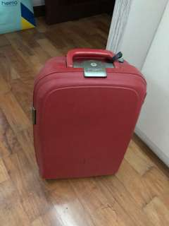 Urban Red Hardcase Handcarry luggage