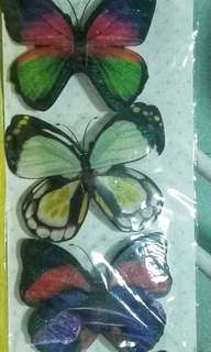 Butterfly Decorative Stickers