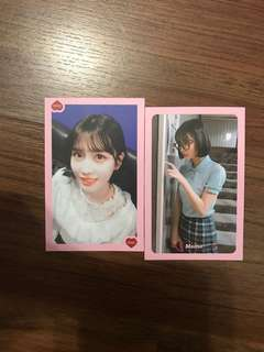 WTT WHAT IS LOVE? PHOTOCARD