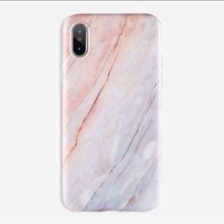 Marble glossy imd case iPhone 5 5s se 6 6s plus 7 8
