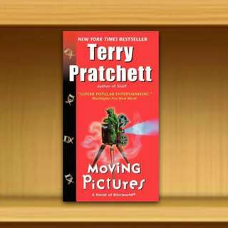 BN - Moving Pictures : A Novel of Discworld By Terry Pratchett