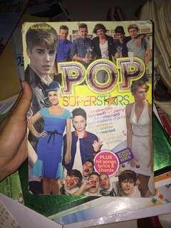 Majalah POP SUPERSTARS