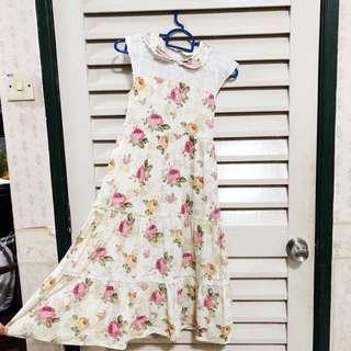 FLORAL DRESS KIDS SOMERSET BAY