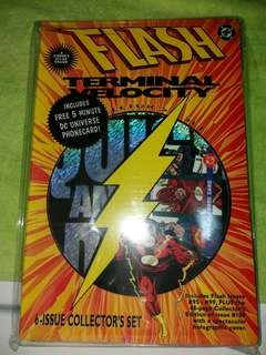 DC Comics The Flash Terminal Velocity