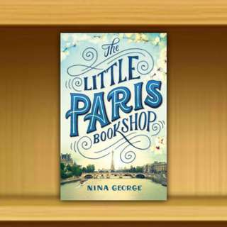 BN - The Little Paris Bookshop By Nina George