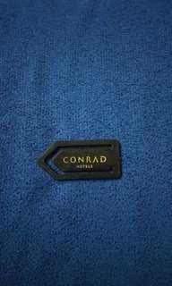Conrad Hotel Book Mark