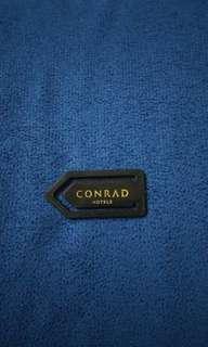 Conrad Hotel Book Mark
