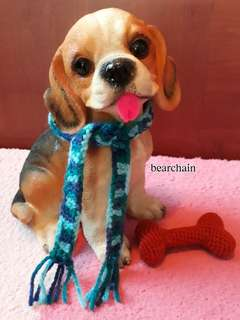 Crochet Doggie Treat